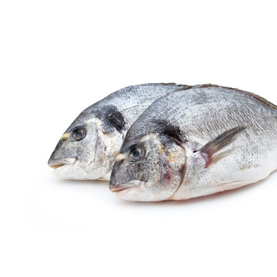 FISH - SEABREAM FILLETS