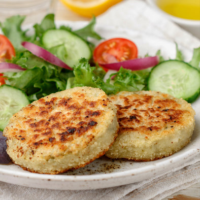 BURGER PATTIES - VEGETARIAN