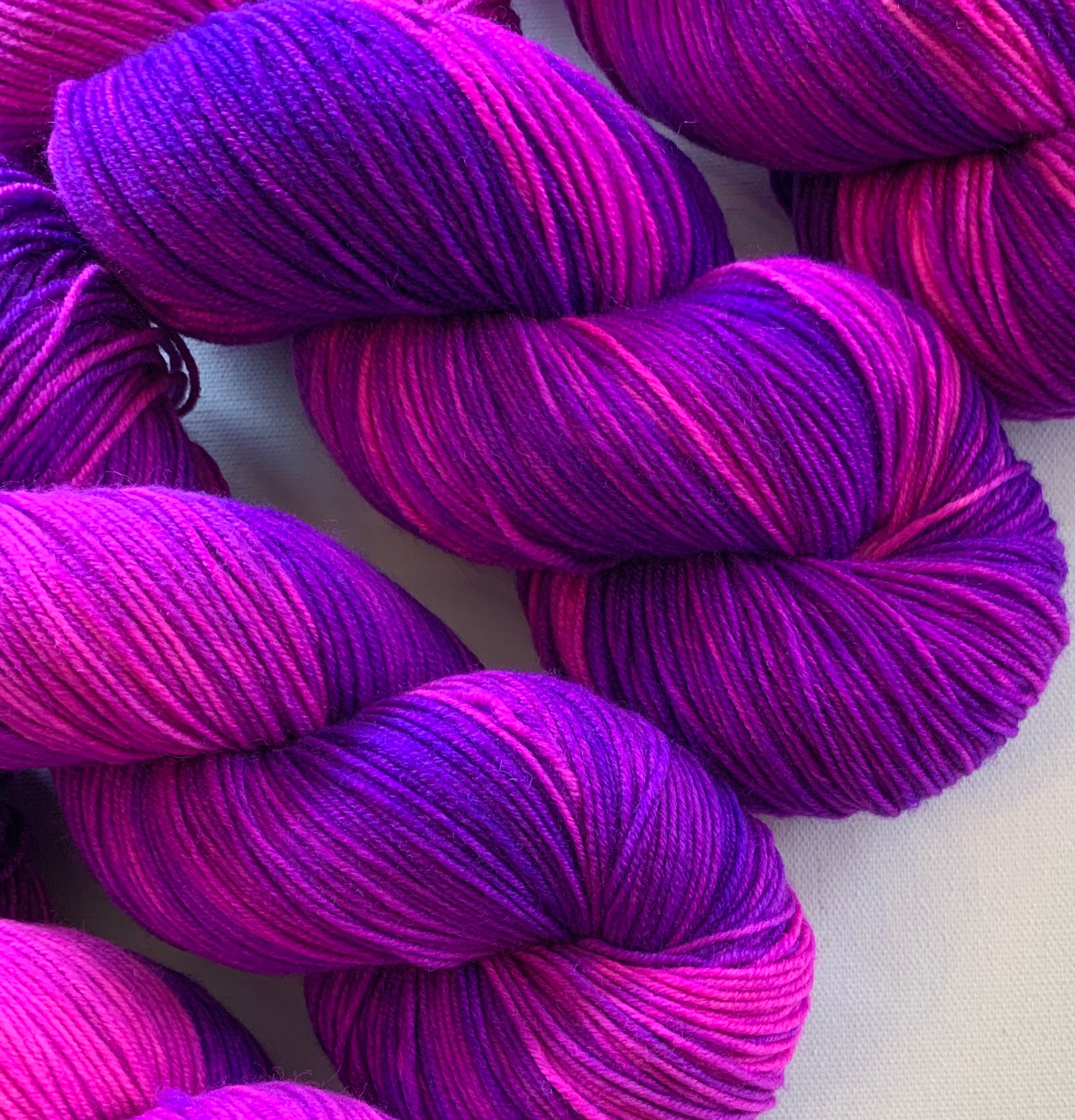 Hot Sock Purple POP