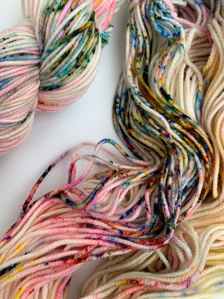 First Bloom Wanton Worsted