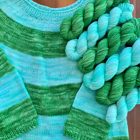 Super Simple Summer Sweater Kit