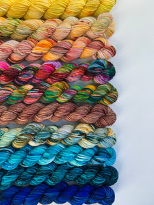 Funsie Mini Set - 80 yards per skein