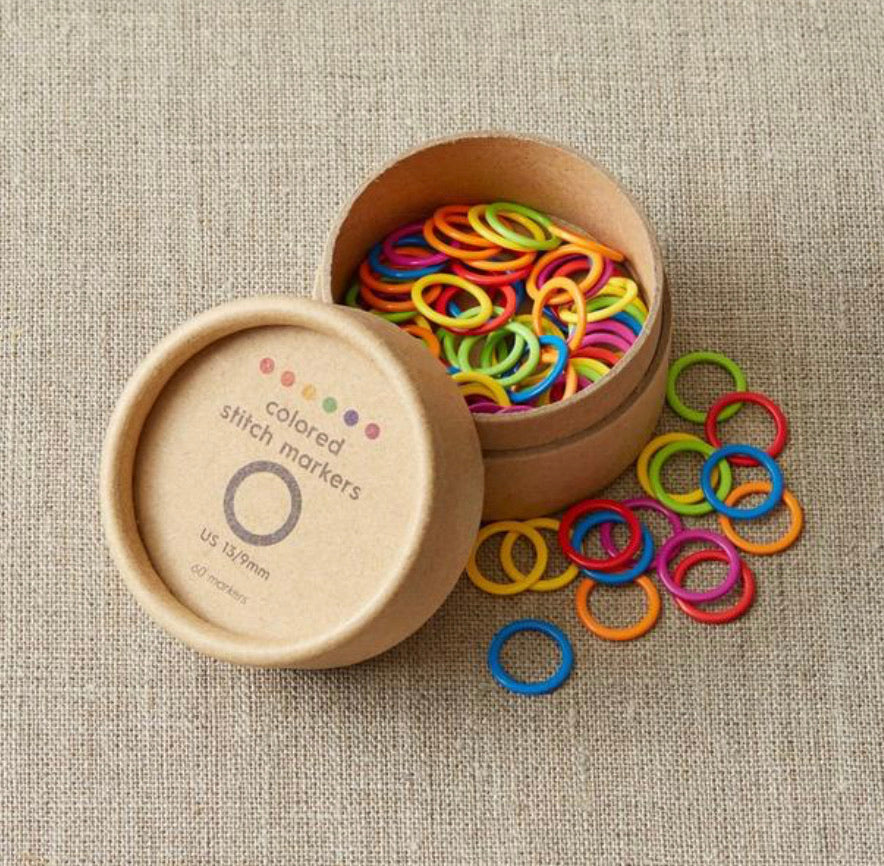 Cocoknits Original Stitch Markers
