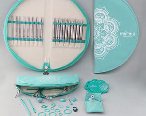 The Mindful Collection Lace Interchangeable Needle Set