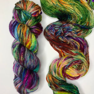 Small batch Cash Lux Aran