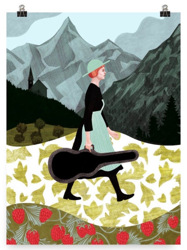 The Sound of Music Advent 2021