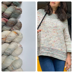 Sides & Stripes Sweater Kit