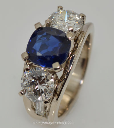 Gemstone of the Month of September - Blue Sapphire