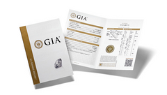 GIA Laboratory Diamond Grading Report