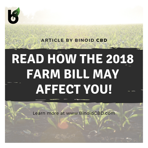 2018 Farm Bill is Finally Passed: What Does This Mean?