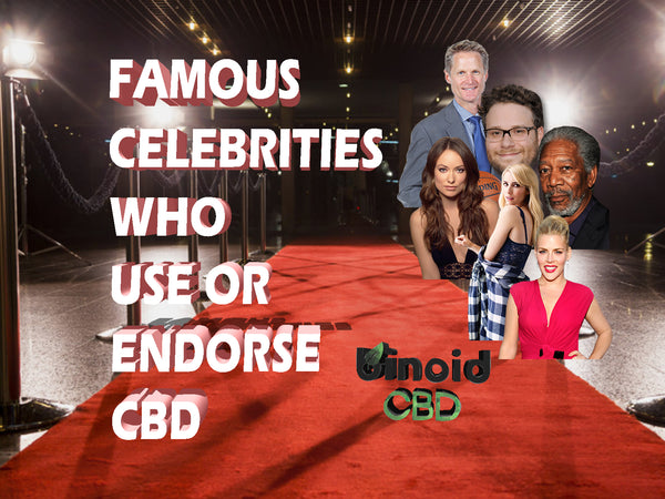 Famous celebrities who use and endorse cbd seth rogan, olivia wilde, morgan freeman