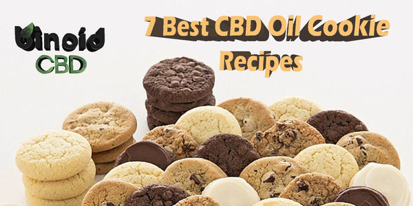 Best CBD Cookies Recipes
