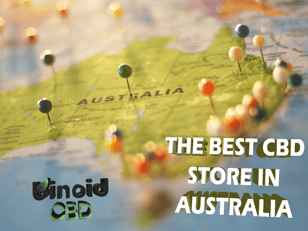 Best CBD store in Australia shop for CBD oil, creams, gummies, capsules
