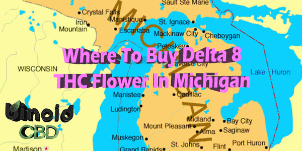 Buy Delta 8 THC Flower Michigan