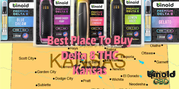Where To Buy Delta 8 THC Products Vape Cartridges In Kansas Best Place