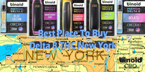 Where To Buy Delta 8 THC Products Vape Cartridges In New York Best Place