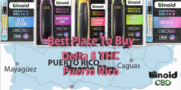 Where To Buy Delta 8 THC Products Vape Cartridges In Puerto Rico Best Place