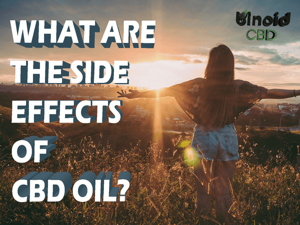 What are the CBD oil side effects