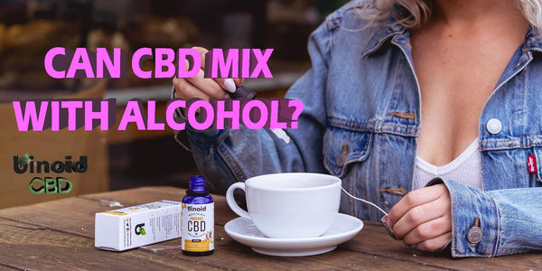 Can CBD Mix With Alcohol Help Addiction Withdrawal