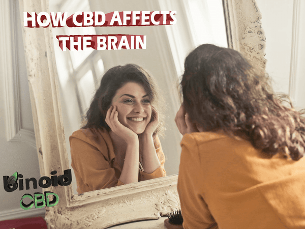 How does CBD Affect the brain neurological effects cannabinoids cannabidiol