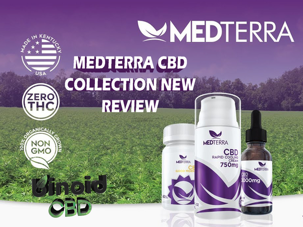 Medterra CBD Oil Review and New Coupon buy