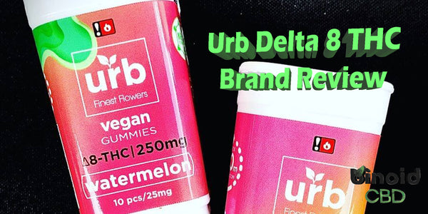 Urb Delta 8 THC Review Brand Buy Online For Sale Best Price Products Gummies Vape Cartridges