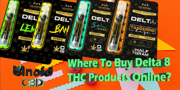 Where To Buy Delta 8 THC Products online vape cartridges softgels tinctures