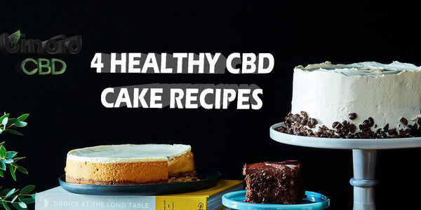 CBD oil cake recipes healthy vegan