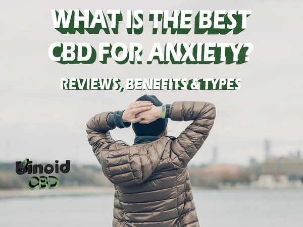Best CBD for Anxiety Reddit Reviews and Benefits Binoid