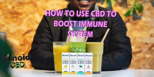 How To Use CBD Oil Boost Immune System Response and Support