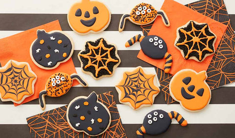 Halloween CBD Cookies Recipes