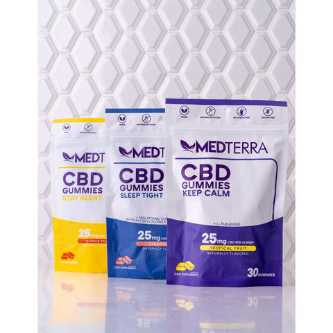 Medterra CBD Gummies review discount