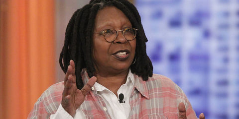 whoopi goldberg owns her own cannabis brand called whoopi and maya cbd