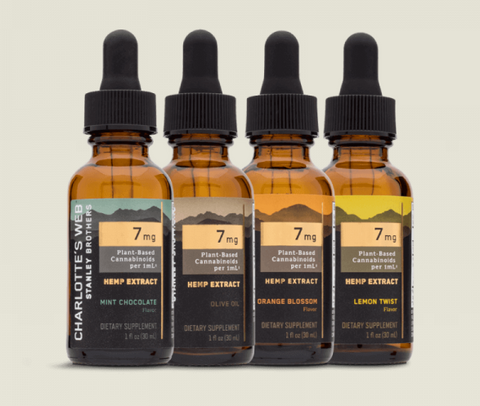 Charlotte's Web CBD Oil Review and Flavor Rankings
