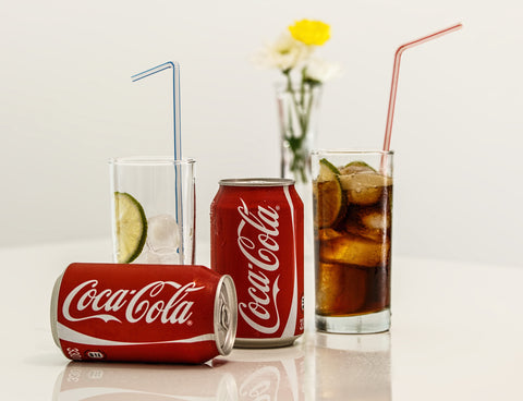 Coca Cola CBD Beverage