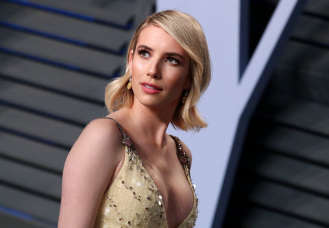 emma roberts uses cbd for pain and anxiety