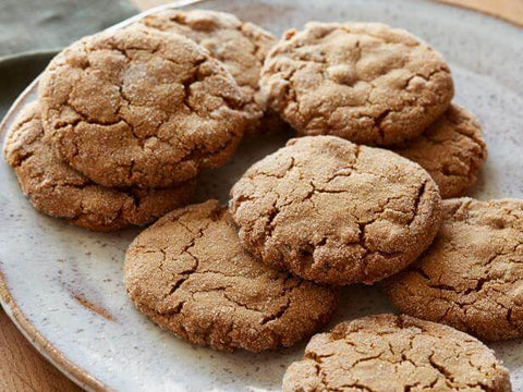 Best Peanut Butter CBD Oil Cookies Recipe vegan healthy