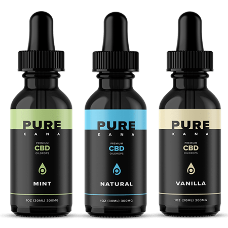 PureKana CBD oil Flavors Review and Rankings