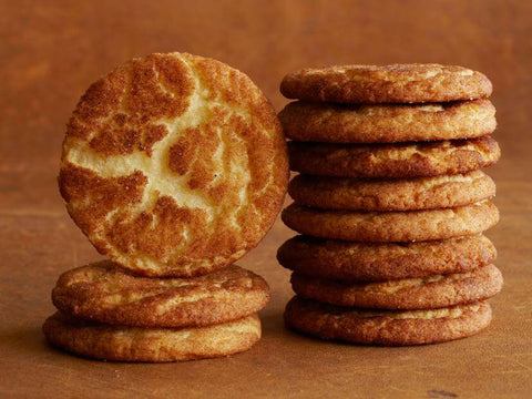 Best Snickerdoodle CBD Oil Cookies Recipe vegan healthy