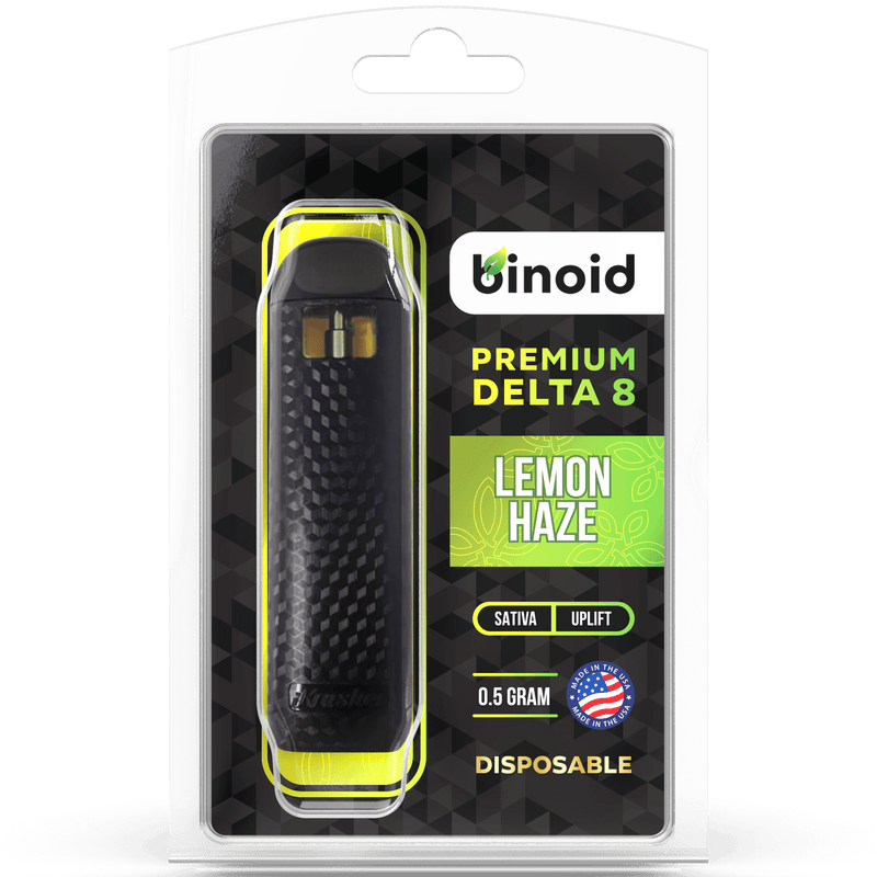 Delta 8 THC Disposable Vape Lemon Haze Buy Online For Sale