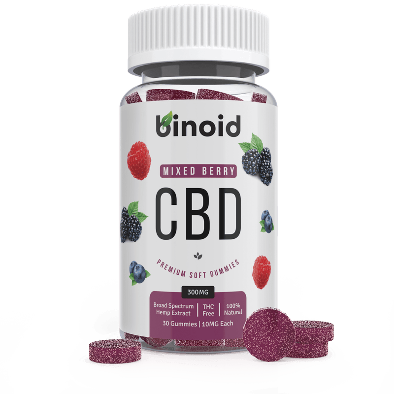 Binoid CBD Gummies - Bundle