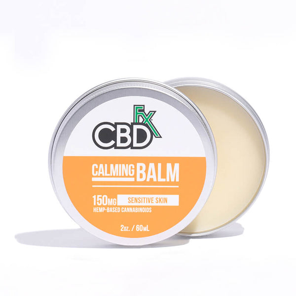 CBDfx CBD Calming Balm 150mg for sale online discount coupon near me los angeles
