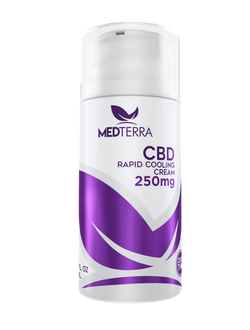 Medterra CBD Rapid Cooling Cream 250mg for sale online coupon