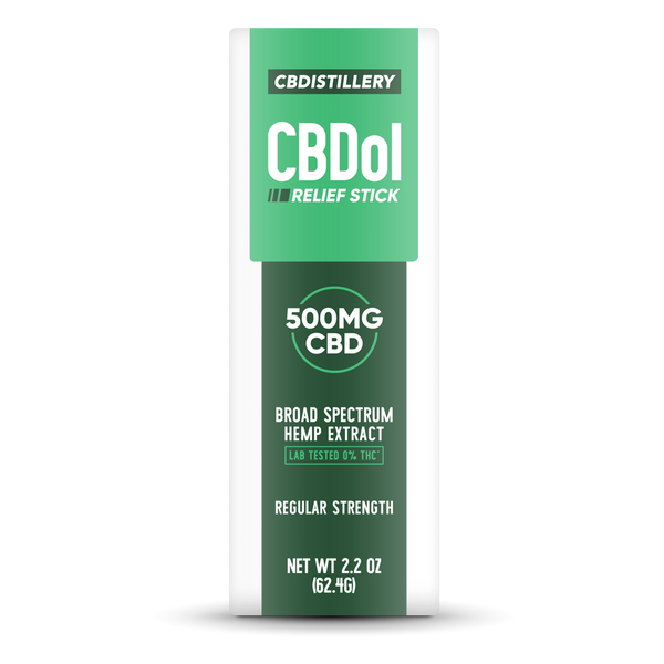 CBDistillery CBDol new relief stick regular strength