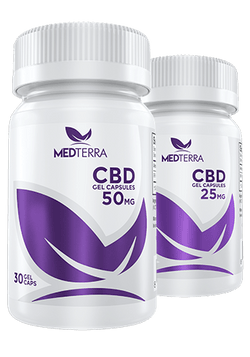 Medterra CBD Softgel Capsules for sale discount online