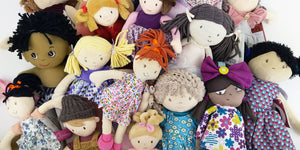PAUA Products Dolls