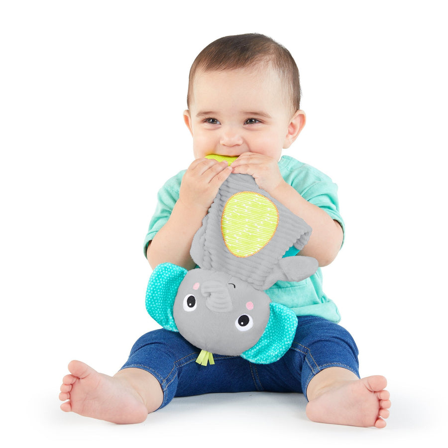 Snuggle & Teether - Elephant