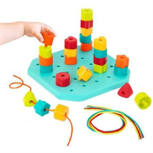 Battat Count and Match Peg Board