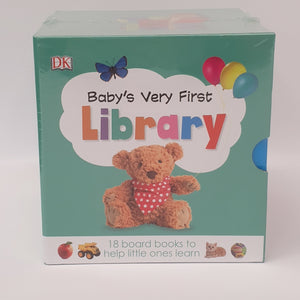 Babys Very First Library