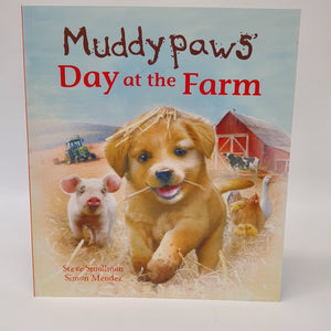 Muddy Paws DAy At The Farm